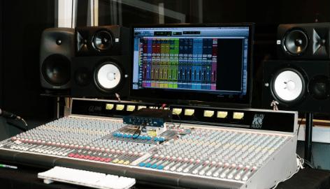 AMPD Studio radio studio