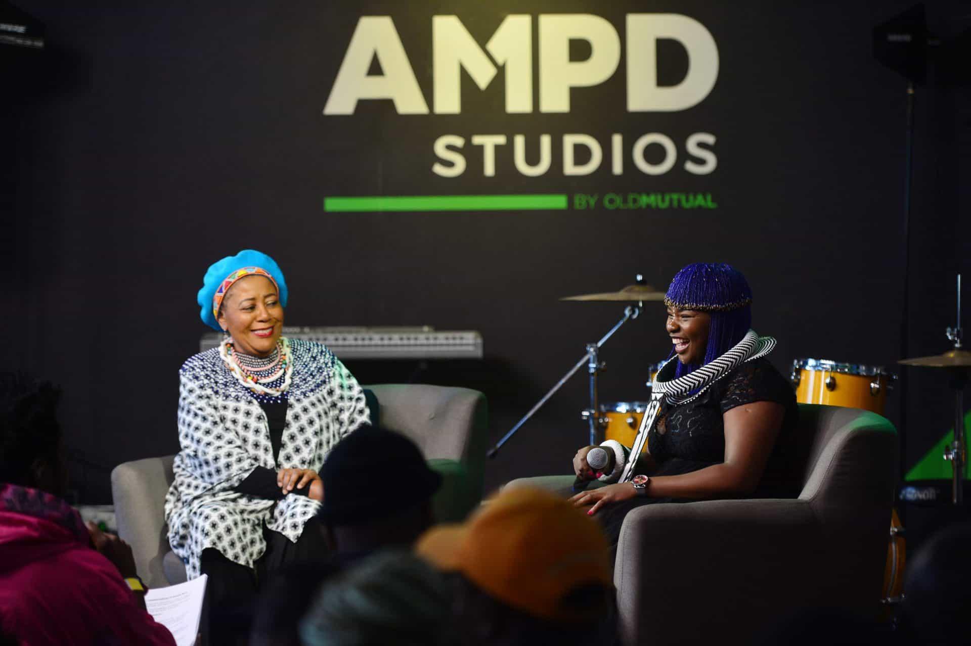 AMPD Sibongile Khumalo & Amanda Blackjpg