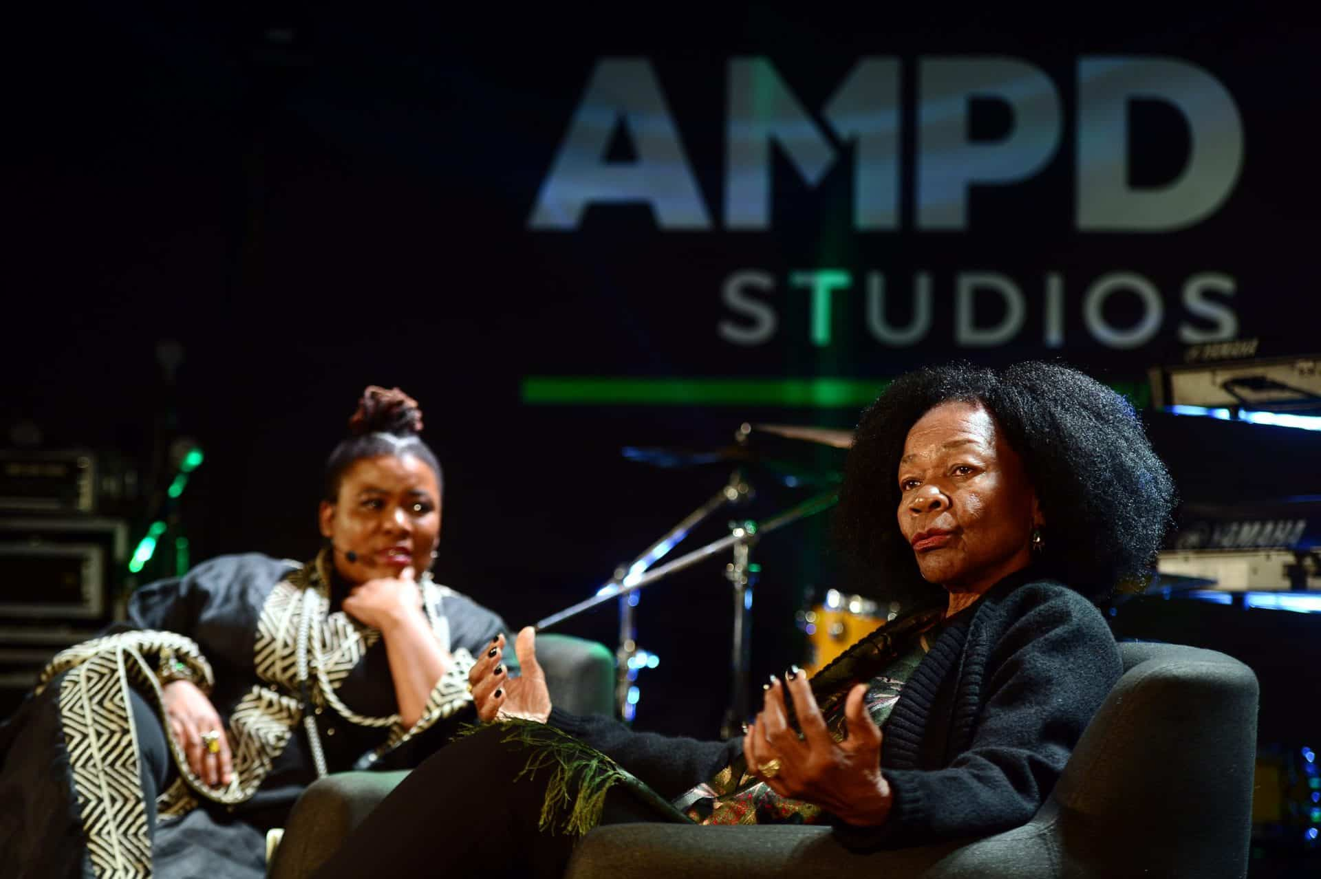 AMPD Letta Mbulu & Thandiswa Mazwai