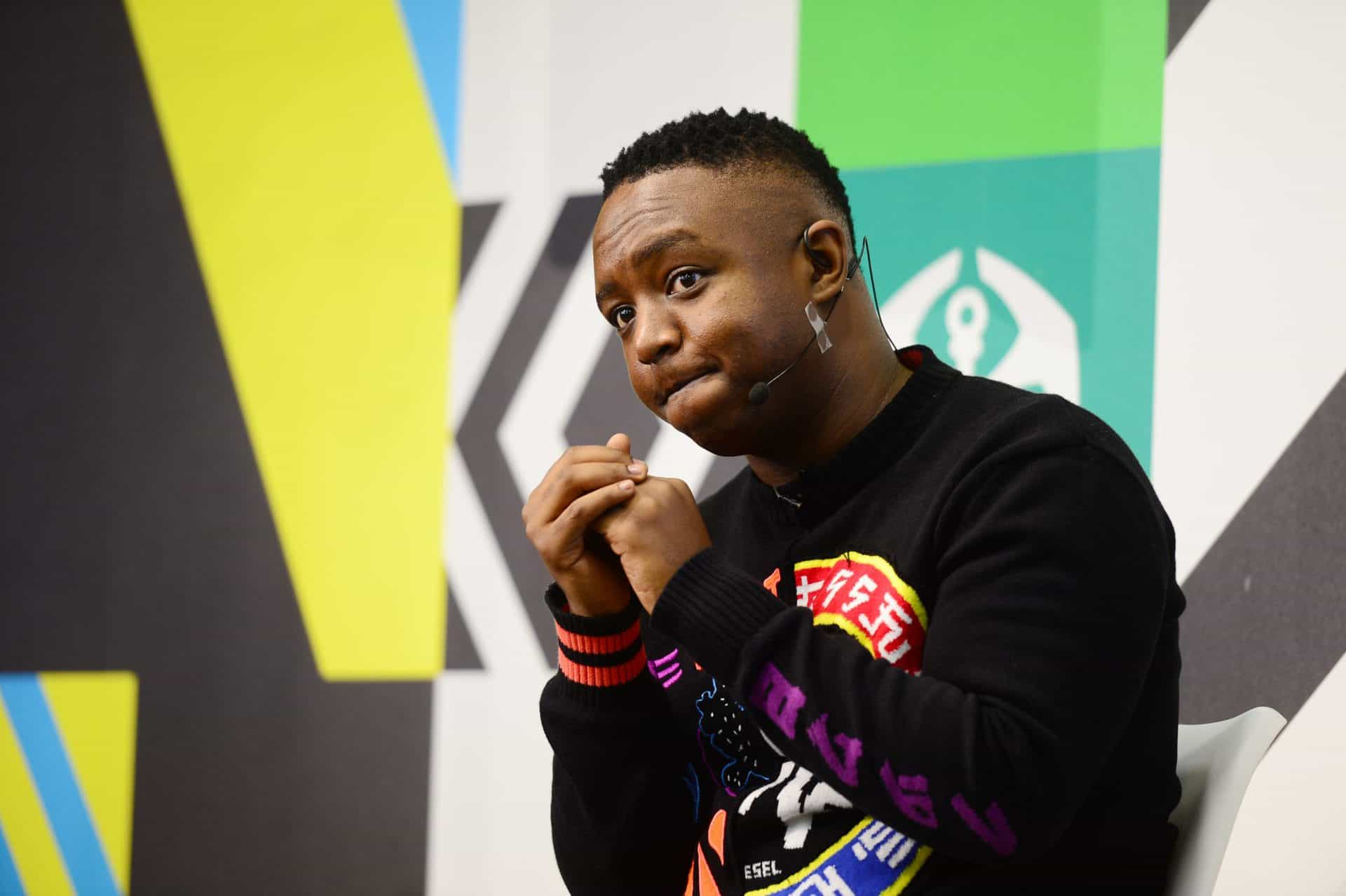 Seek Out Opportunities To Market Yourself (dj Shimza )